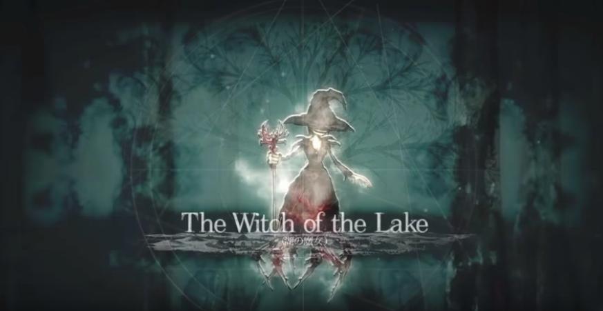 Salt and Sanctuary:湖の魔女で心が折れました