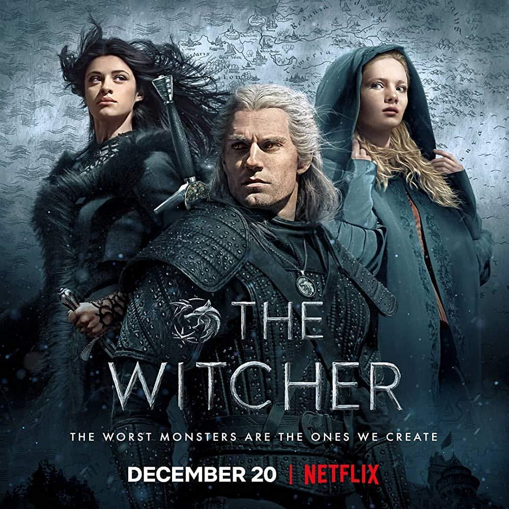 ウィッチャー3:Netflixドラマのシーズン1を鑑賞した感想