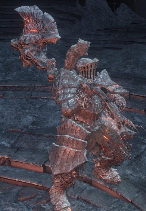 ダークソウル3:ロマン装備完成形