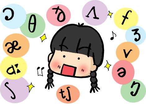 英語の音≠日本語のカタカナ音