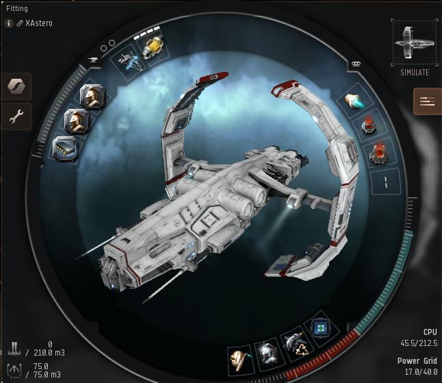 Eve Online:アステロさまとお呼びっ!